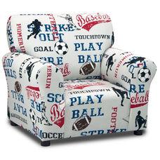 Kids Sports - American Blue Club Chair