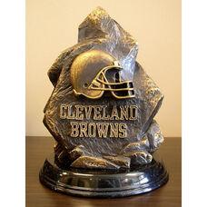 Cleveland Browns Tim Wolfe Sculpture
