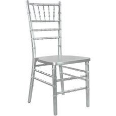 Advantage Silver Chiavari Chair