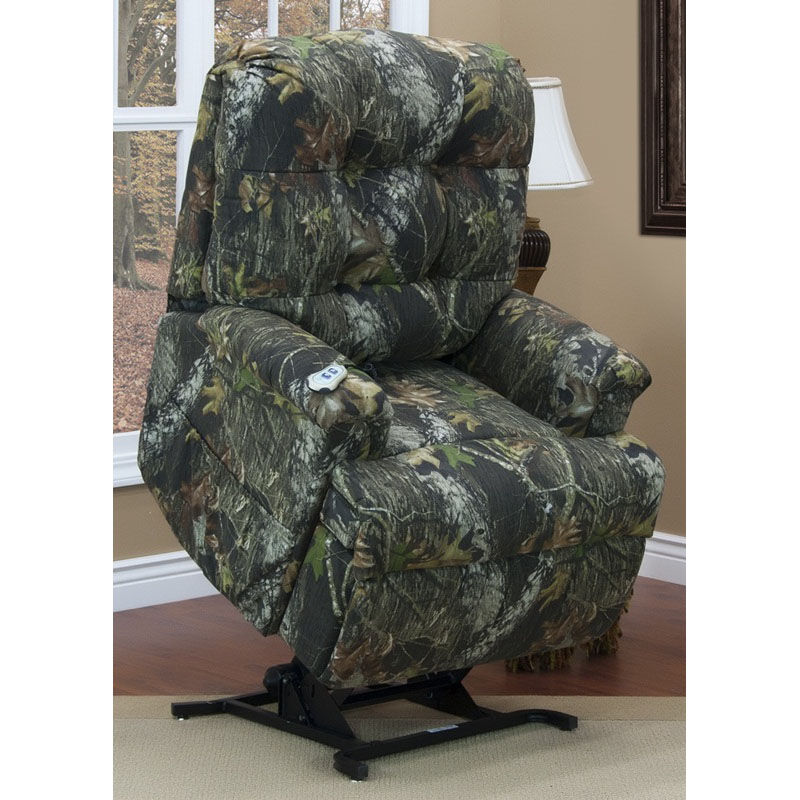 Elegant ... Our Reclining Sleeper Power Lift Chair With TV Position And Full Chaise  Pad   Real Treeu0026reg