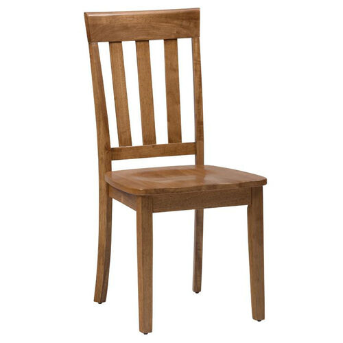 Our Simplicity Slat Back Side Chair - Honey is on sale now.