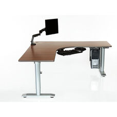 Vox Perfect Corner Desk with Power Adjustment