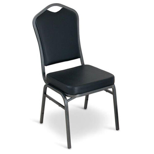 Our Superb Seating Heavy-Duty Steel Frame Vinyl Upholstered Stacking Chair is on sale now.