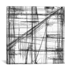 Intersect I by Ethan Harper Gallery Wrapped Canvas Artwork