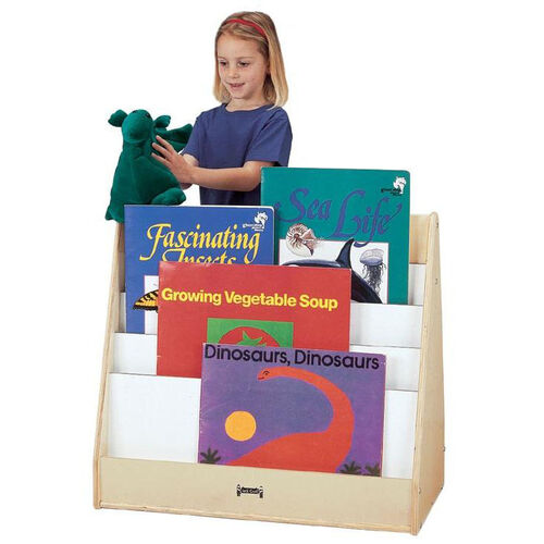 Our Multi Pick-A-Book Stand - 2 Sided is on sale now.