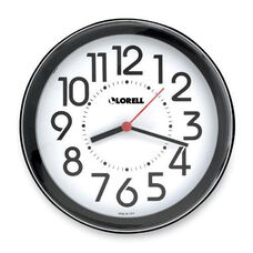 Lorell Radio Controlled Wall Clock - 9