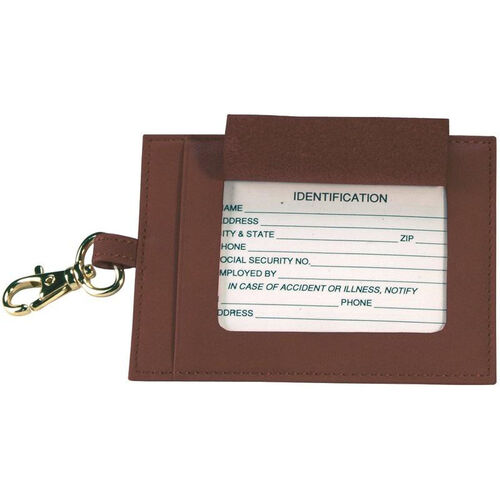 Our Luxury Big Luggage Tag - Top Grain Nappa Leather - Coco is on sale now.