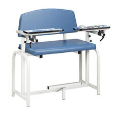 Pediatric Series Extra Wide Blood Drawing Chair - Artic Circle