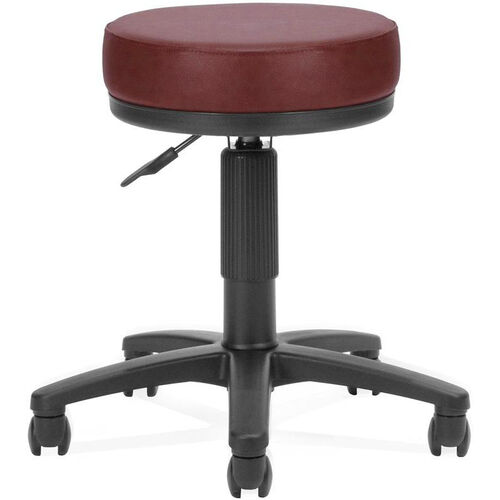 Our Anti-Microbial and Anti-Bacterial Vinyl UtiliStool - Wine is on sale now.