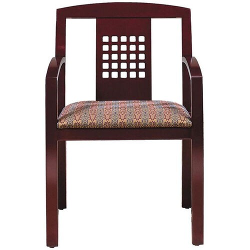 Our Quick Ship Contempo Puzzle Back Arm Chair is on sale now.