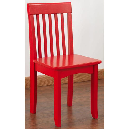 Our Avalon Classic Style Solid Wood Kids Chair - Red is on sale now.