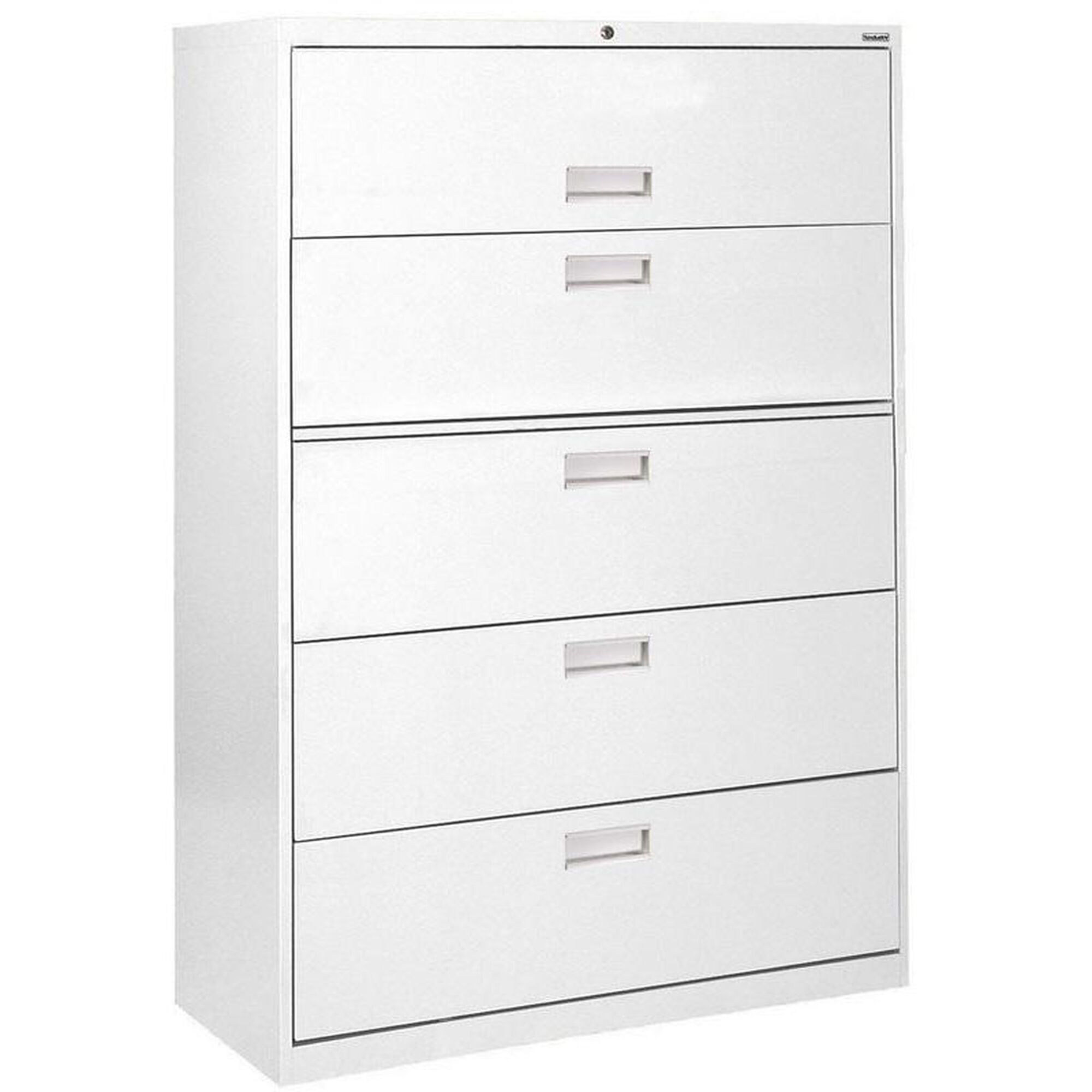 Lateral File Cabinet 5 Drawer Lf6a365 22 Bizchair Com