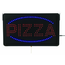 High Visibility LED PIZZA Sign - 13