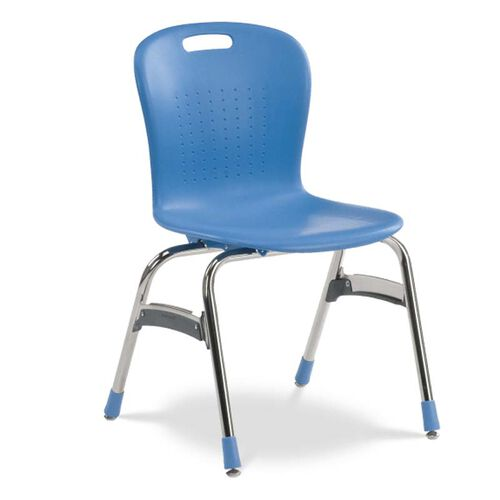 Our Sage Series Stack Chair with 18