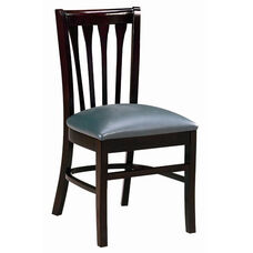 401 Side Chair with Upholstered Seat - Grade 2