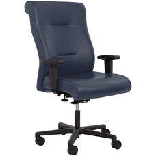 Felix 350 lbs Medium Back Heavy Duty 24/7 Intensive Use Office Chair