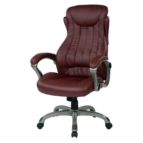 Our Work Smart Eco Leather Executive Manger