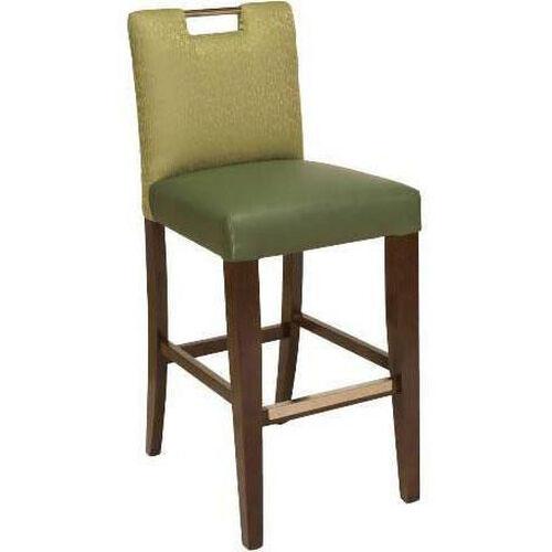 1479 Bar Stool w/ Upholstered Seat - Grade 1