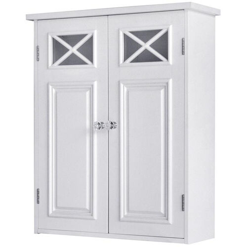 Our Dawson Wall Cabinet with Two Doors - White is on sale now.