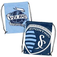 Sporting Kansas City Team Logo Doubleheader Drawstring Backsack
