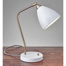 Chelsea Desk Lamp - White