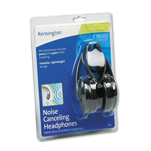 Our Kensington® Noise Canceling Headphones is on sale now.