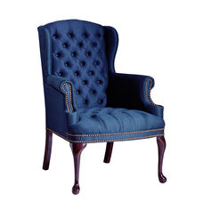 Hamilton Series Wing Guest Chair with Tufts