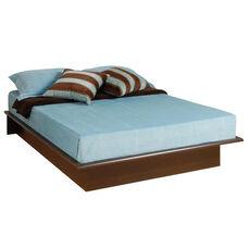 Full Size Platform Bed - Espresso