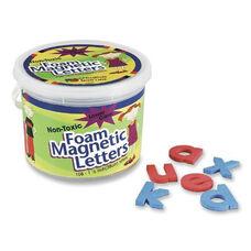 Pacon Magnetic Alphabet Letters -Foam - Lower Case - 1 -1/2
