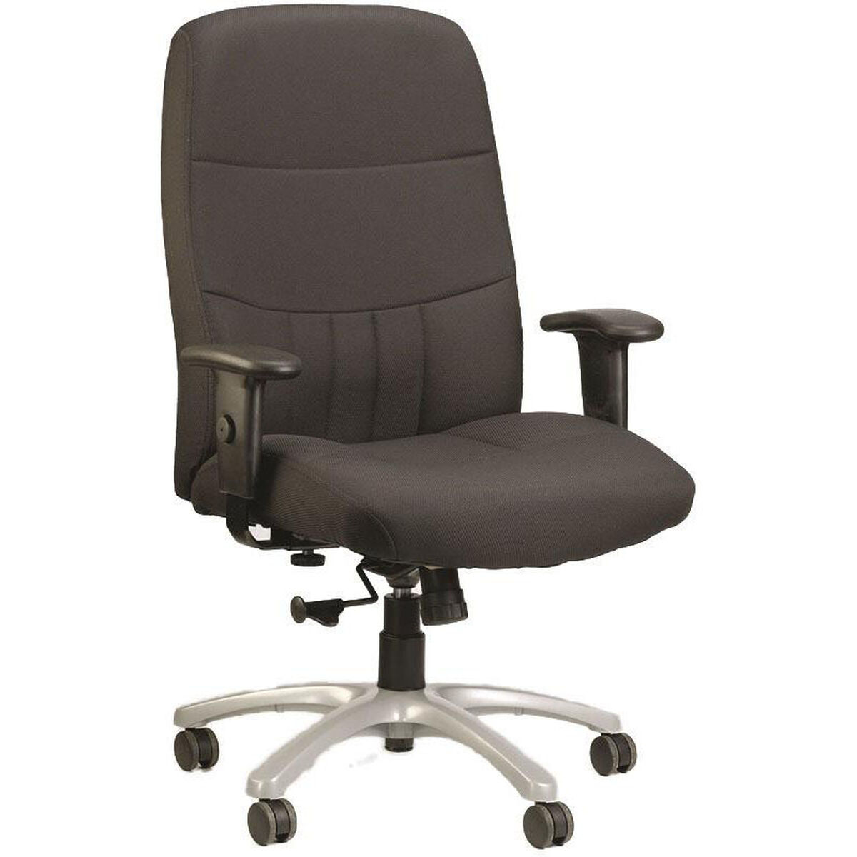 Our Excelsior350 High Back Executive Chair With Maximum 350 Lbs Weight Capacity Black Is On