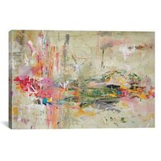 Fast Track by Julian Spencer Gallery Wrapped Canvas Artwork