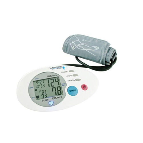 Our Advanced Upper Arm Blood Pressure Monitor with Irregular Heart Beat Detector is on sale now.