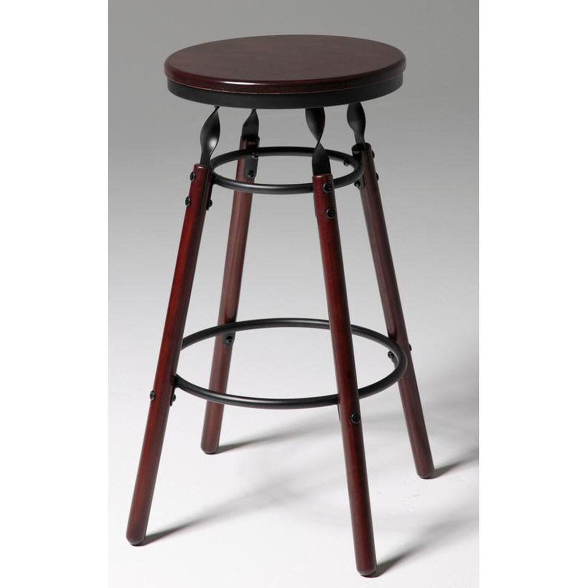 Backless Swivel Bar Stool C1m130 Bizchaircom
