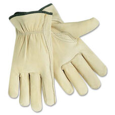 MCR Safety Leather Driver Gloves - Medium