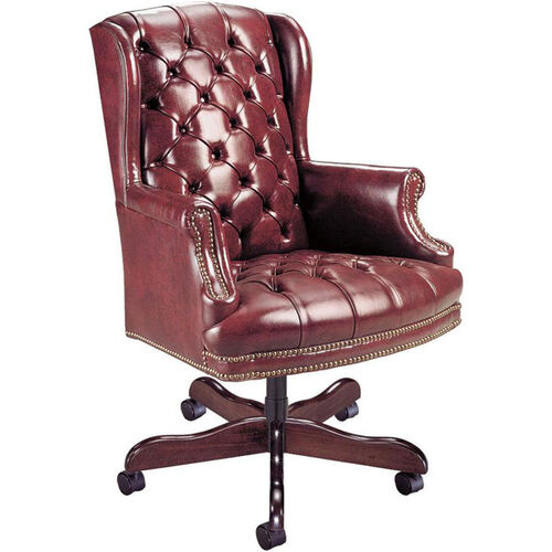 Our Quick Ship Traditional Series Tufted Executive Swivel Chair is on sale now.