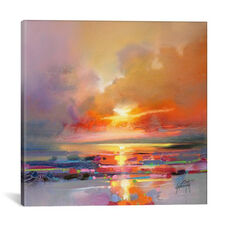 Diminuendo Sky Study III by Scott Naismith Gallery Wrapped Canvas Artwork