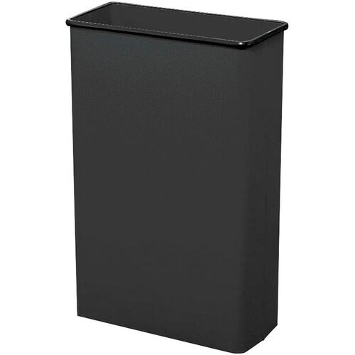 Our 88 Qt Puncture Resistant Steel Rectangular Wastebaskets - Set of Three -Black is on sale now.
