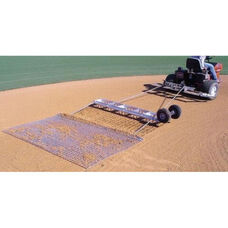 Diamond Galvanized Steel Field Groomer and Leveling Sled