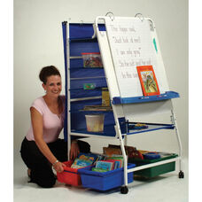 Royal® Reading and Writing Center with Expanded Storage Options - 57