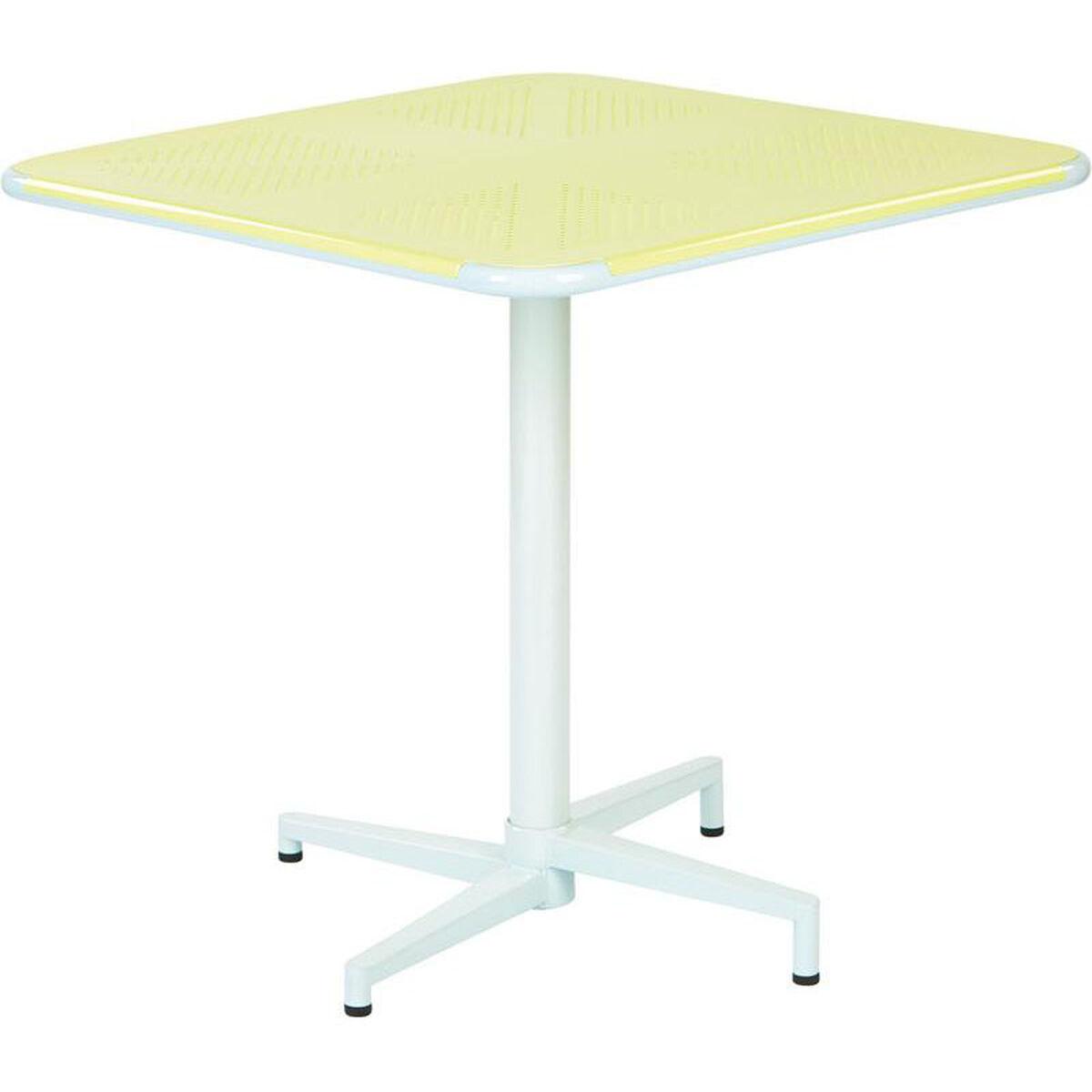 Work Smart Pastel Folding Table Alb43211 P702 Bizchair Com