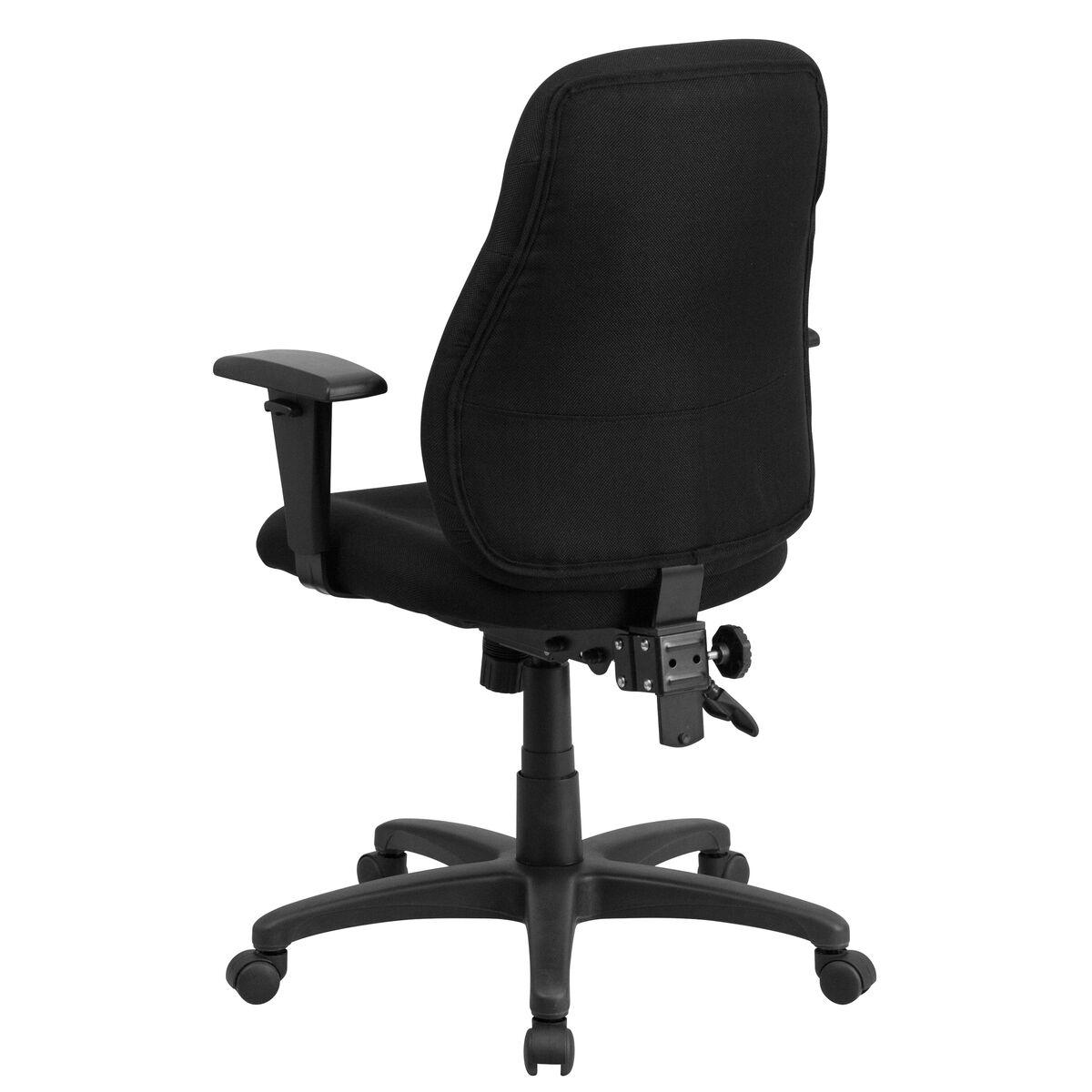 black mid back task chair bt 90297m a gg bizchair com