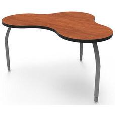 ELO Nimbus High Pressure Laminate Table Junior with Adjustable Legs and 1.25