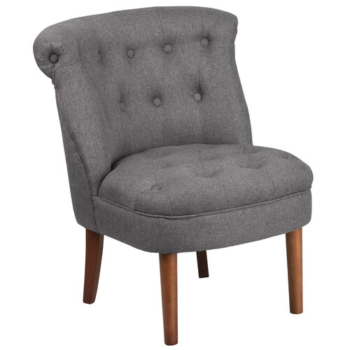 Our HERCULES Kenley Series Gray Fabric Tufted Chair is on sale now.