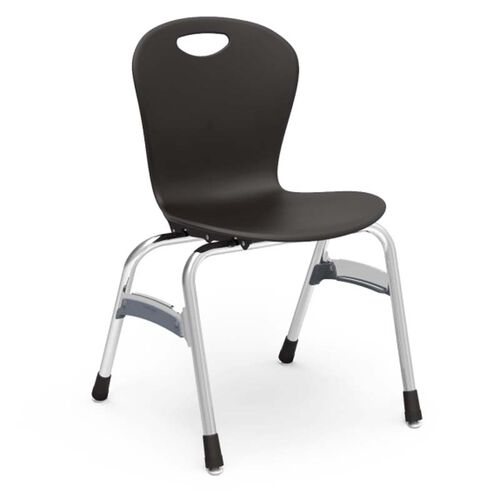 Our Quick Ship ZUMA Series Stack Chair with 18