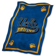 University of California - Los Angeles Team Logo Ultra Soft Blanket
