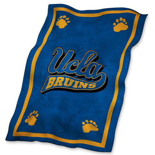 Our University of California - Los Angeles Team Logo Ultra Soft Blanket is on sale now.
