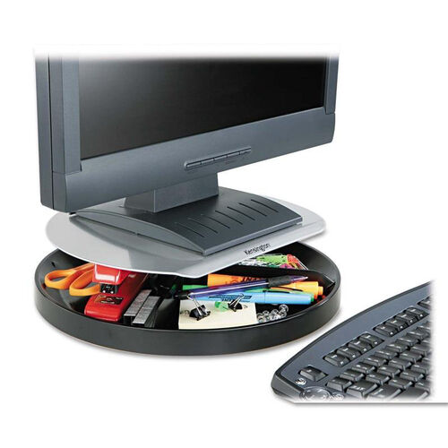 Our Kensington® Spin2 Monitor Stand - 14 x 14 x 3 1/4 - Black is on sale now.