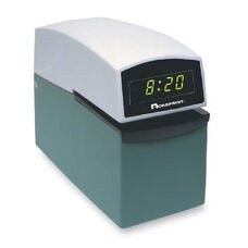 Acroprint Time Recorder Digital Heavy-Duty Electric Time Stamp