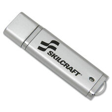 SKILCRAFT 2GB USB 2.0 Flash Drive - 2 GB - USB - External