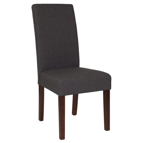 Our Greenwich Series Gray Fabric Parsons Chair is on sale now.